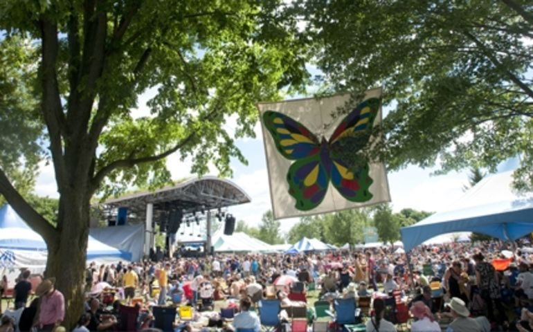 Hillside fest is still going strong