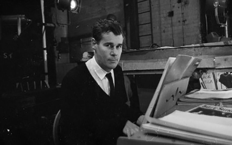 IMG GALT MacDERMOT, Canadian-American Composer, Pianist and Writer of Musical Theatre