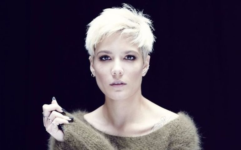 Halsey rules the Albums' chart this week
