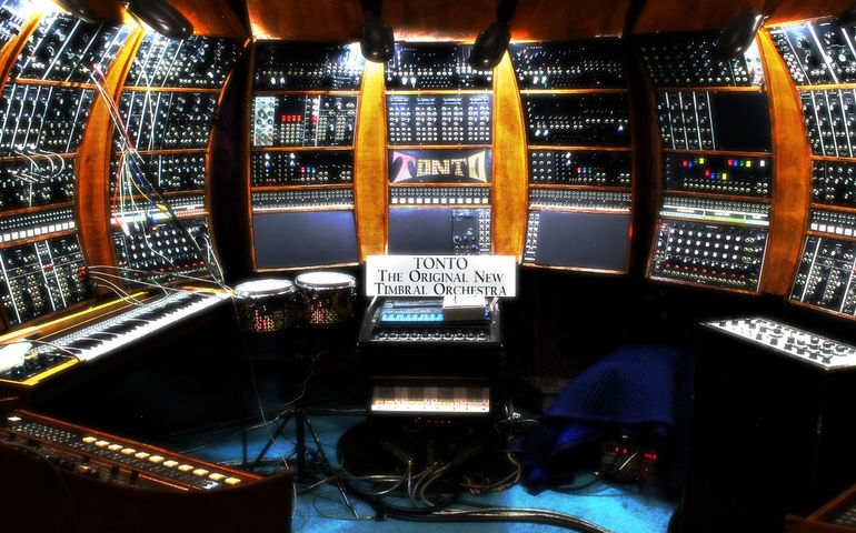 The TONTO synth at NMC
