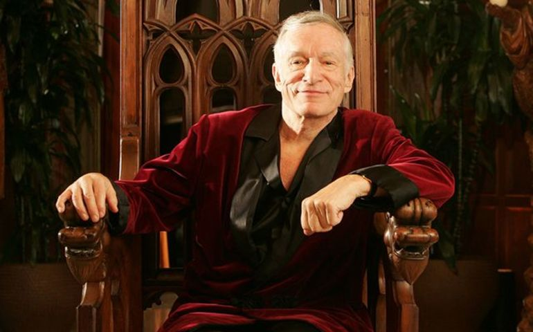 A&E plans to disrobe the allure of Hef's legacy in a 2022 doc.