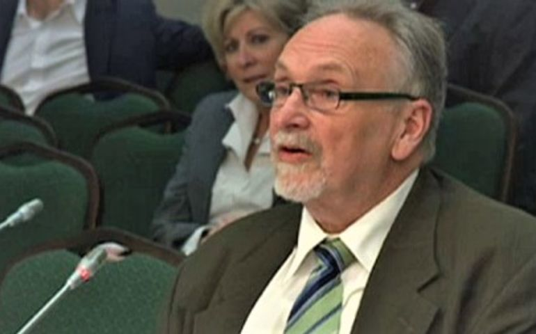 CRTC Chair Ian Scott. Pic: Archived CPAC image
