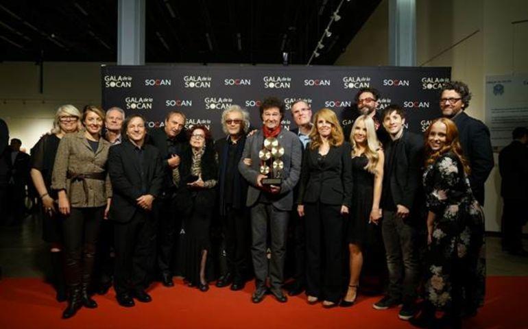 SOCAN Gala Montreal
