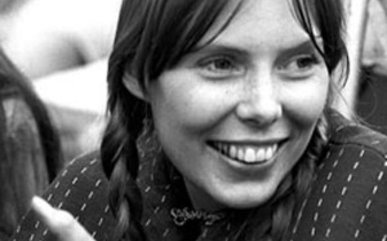 Joni Mitchell  Photo: jonimitchell.com