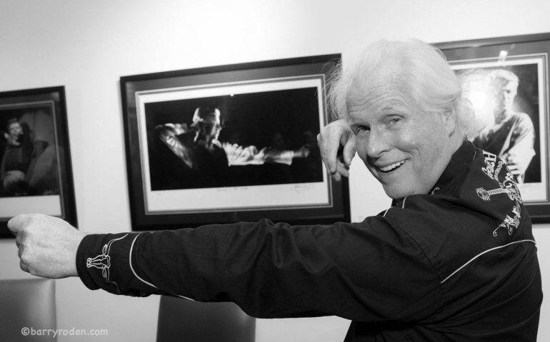 John Rowlands   Photo: Barry Roden