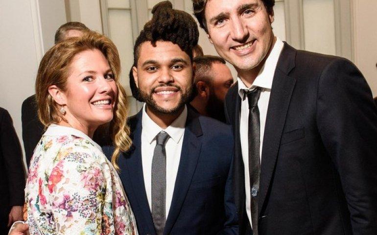 A trinity of Canadians in Washington, DC