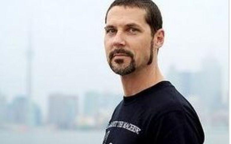 DJ Martin Streek took his own life in 2009 — photo credit: Martin Streek Tribute Facebook.