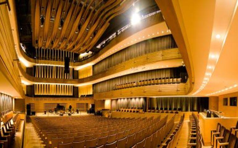 Koerner Hall hosts the Maple Blues Awards