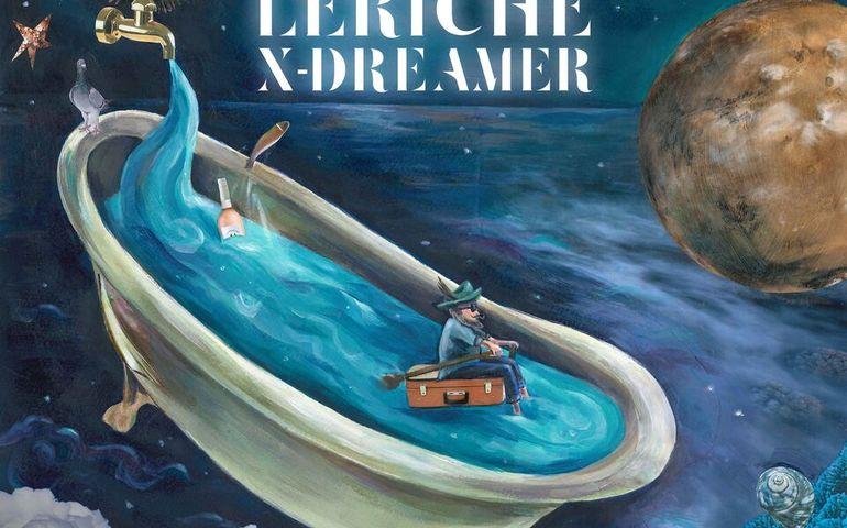 LeRiche album graphic