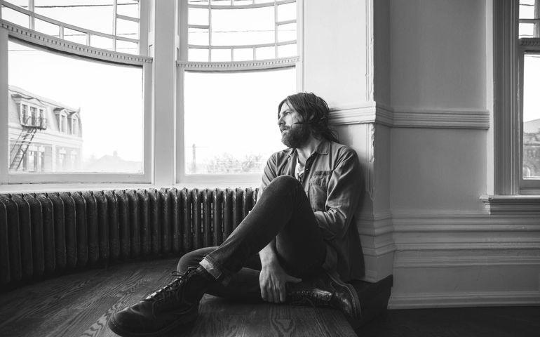 Matt Mays  Photo: Lisa Mcintosh