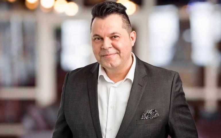 LIvestar Ent. Canada's new president, Rob Cyrynowski.