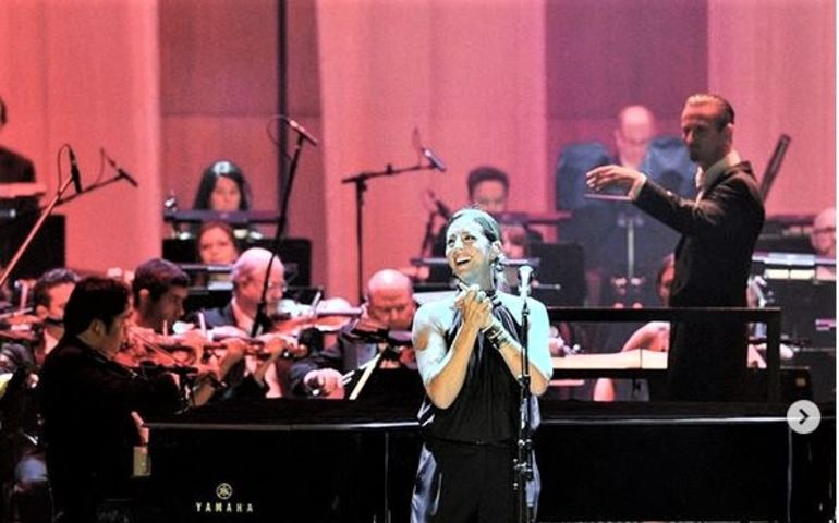 NAC pic of Sarah McLachlan appearing Saturday at the Centre.