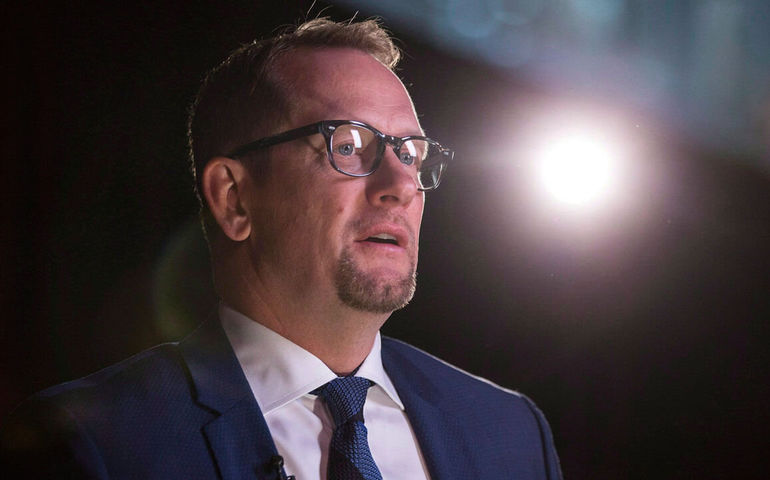 Nick Nurse  Photo: Nick Nurse Foundation
