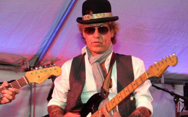 Michael Wekerle may be good at making money but he loves R&R