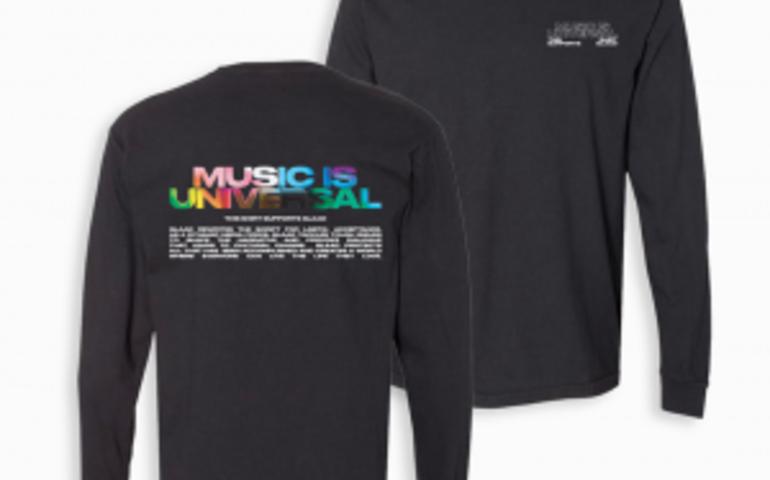 Music is Universal merch pic