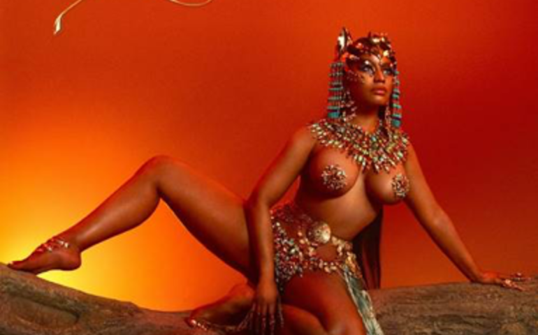 Nicki Minaj album cover