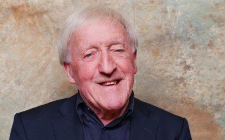 Paddy Moloney   Photo from The Chieftains website