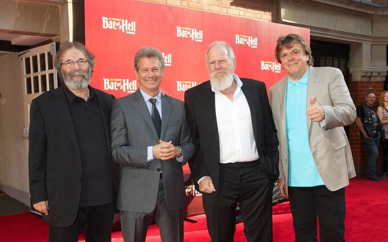 Producers: Michael Cohl, David Sonenberg, Tony Smith, and Randy Lennox