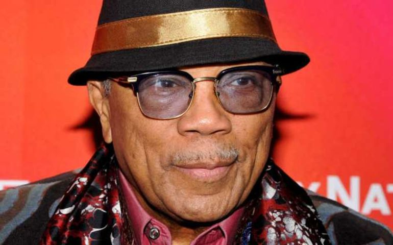 Quincy Jones  Photo: Consequence of Sound