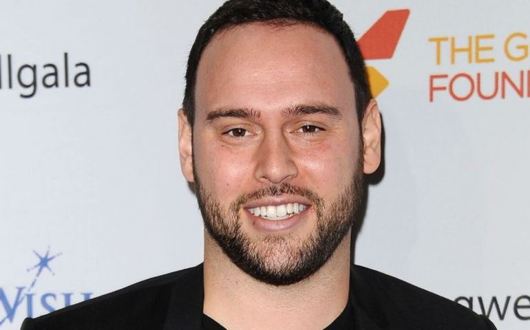 Scooter Braun   Photo: Hollywood Reporter