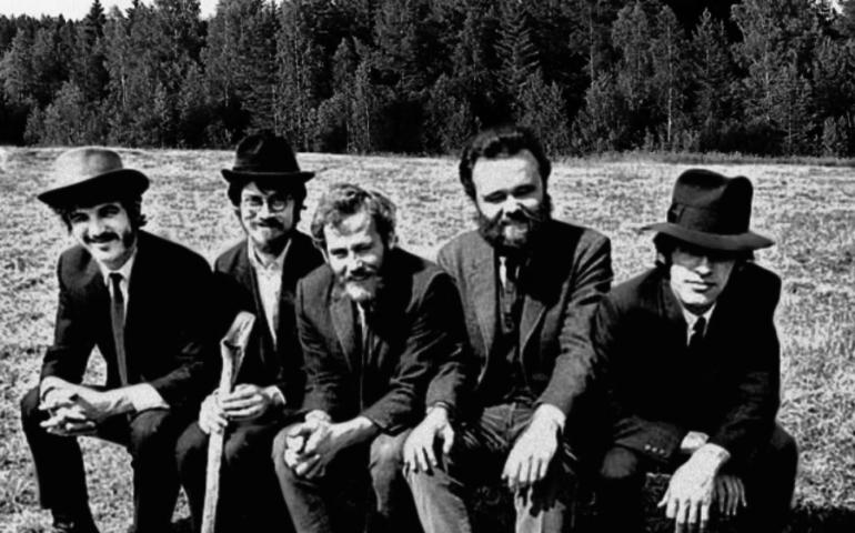The Band  Photo: Juno Awards