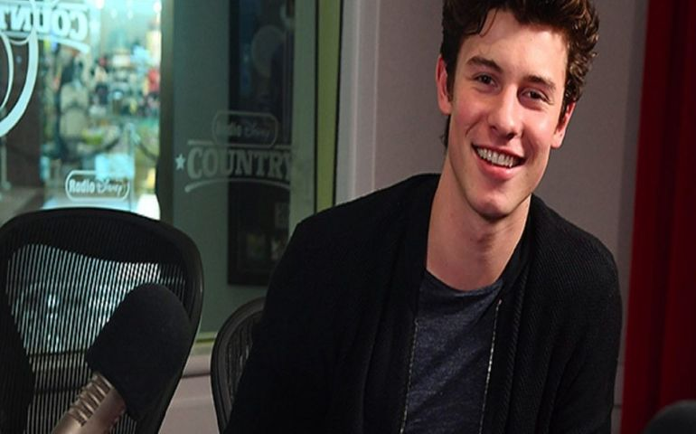 "Shawn Mendes returns with the triumphant new single ""In My Blood"" that he co-produced with Teddy Geiger and co-wrote with long-time collaborators Scott Harris and Geoff Warburton."