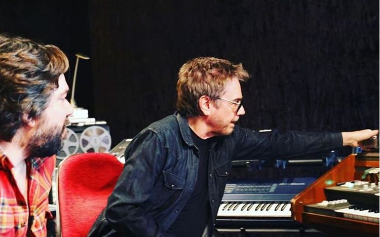 SISAC president and composer, Jean Michel Jarre.