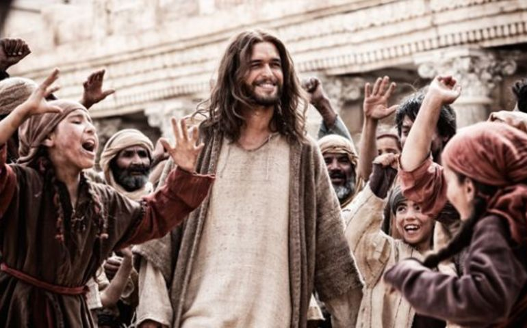 Promo shot from Son Of God, the movie