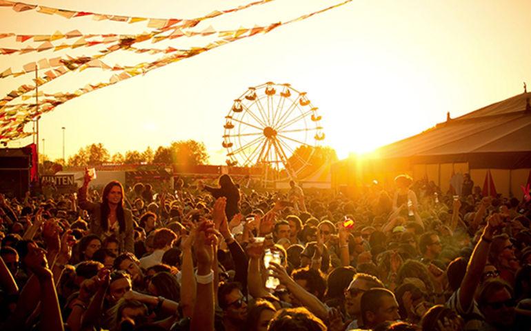 Summer season concert countdown