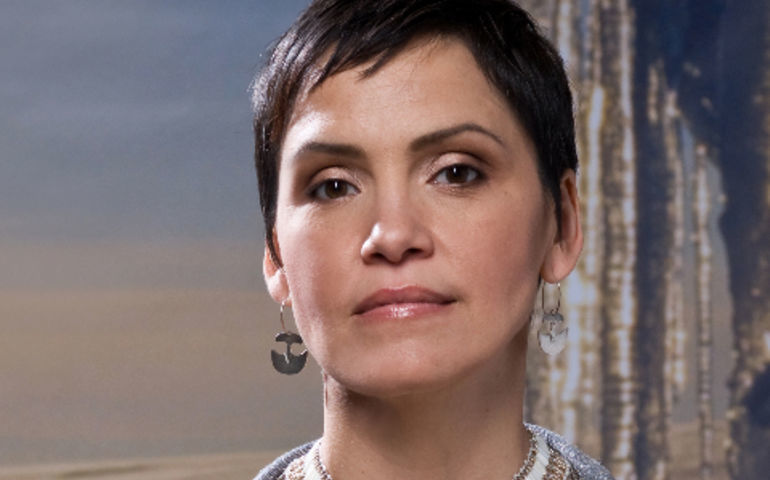 Susan Aglukark  Picture supplied