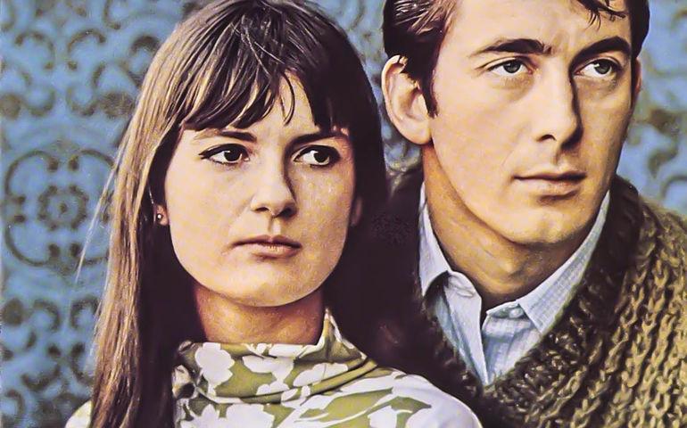 Ian and Sylvia Tyson