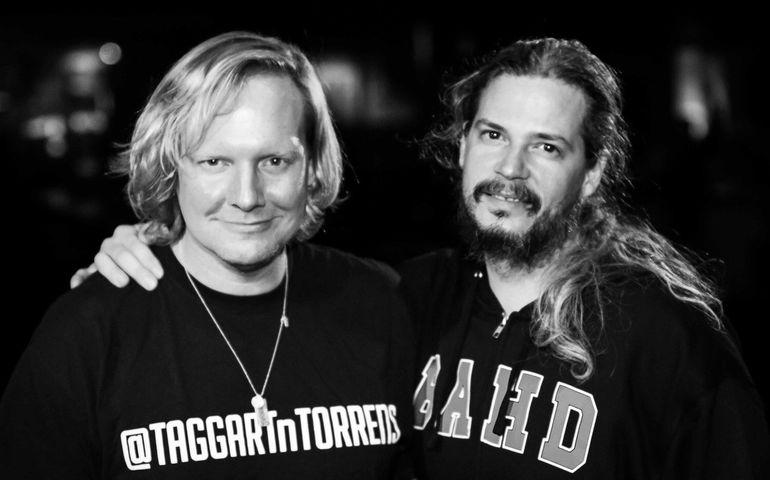 Taggart & Torrens   Photo: Chris Malloy
