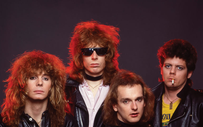 Teenage Head 1983 lineup
