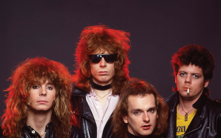 Teenage Head  original lineup