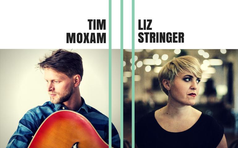 Tim Moxam & Liz Stringer