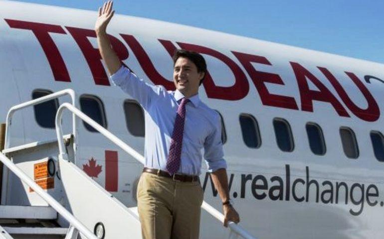 Justin Trudeau, Arts Funding