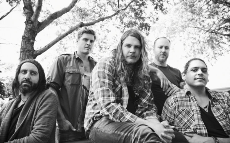 The Glorious Sons Photo: Vanessa Heins
