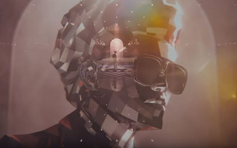 The Weeknd, image courtesy of YouTube capture
