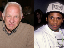 Jerry Heller and Eazy-E