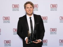 Multiple CMAO winner Jason Blaine. Photo: Grant Martin Photography