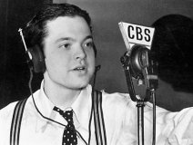 A youthful Orson Welles