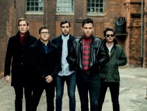 The Arkells, pictured here, are one of Entertainment One's topline music acts.