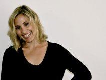 Show host Andrea Collins