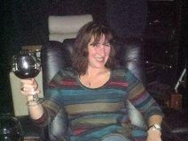 Birthday gal Andrea Morris