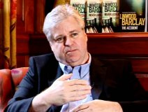Best-selling author Linwood Barclay