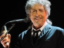 "Bob Dylan was announced as the winner of the Nobel Prize in literature earlier today in Stockholm. Dylan was awarded the prize ""for having created new poetic expressions within the American song tradition."" The American bard of contemporary pop poetry had long been rumored to be considered for the prize, but literary watchers considered his name among those in the running  a novelty. He is the first songwriter to win the prestigious award."