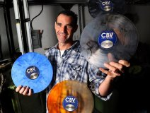 CBV's Dean Reid during happier days. Pic: Calgary Herald