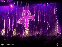 """During their world tour stop in Horsens, Denmark on Friday night (April 22), the Dixie Chicks paid tribute the Prince by performing a heartfelt cover of """"Nothing Compares 2 U."""""""