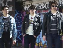 Ferraro: l-r, Cosmo, Tally and Gianni