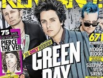 Green Day today